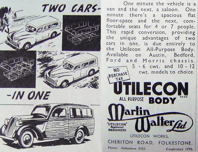 The Utilecon