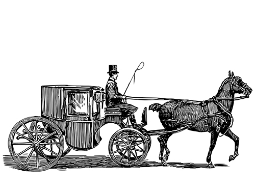 Horse Harness to Carriage Builders