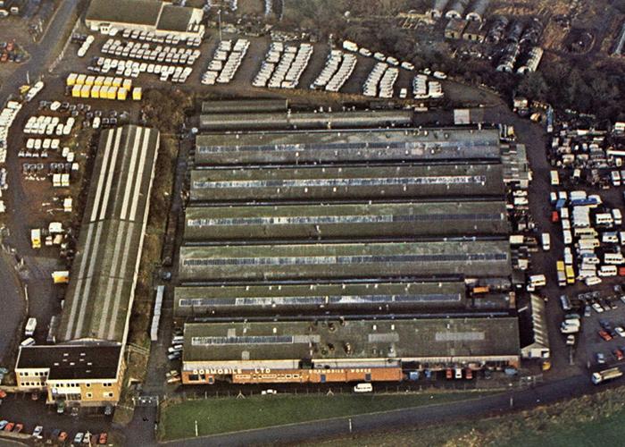 Folkestone factory closes its doors